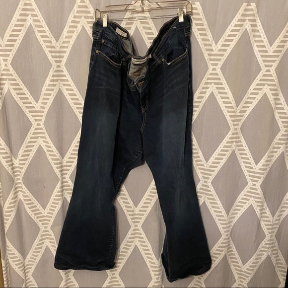Torrid Relaxed Boot Plus size Jeans